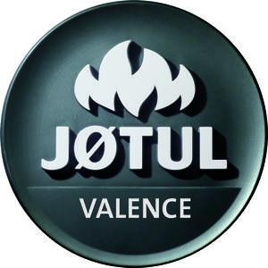 Logo officiel de Jotul à Valence